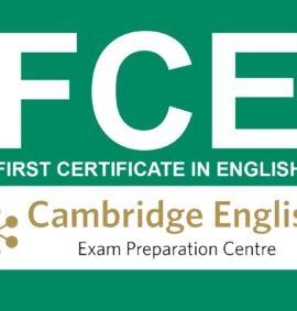 curso preparacion examen first