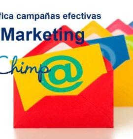 Curso de Email Marketing con MailChimp