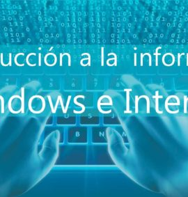 curso de introduccion a la informatica windows e-internet