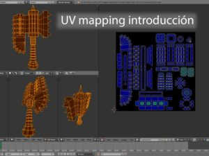 curso introduccion uv mapping con blender