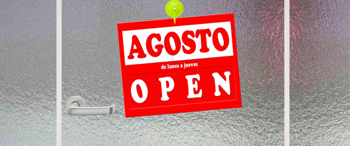 CEDIFORMACIO abierto en agosto