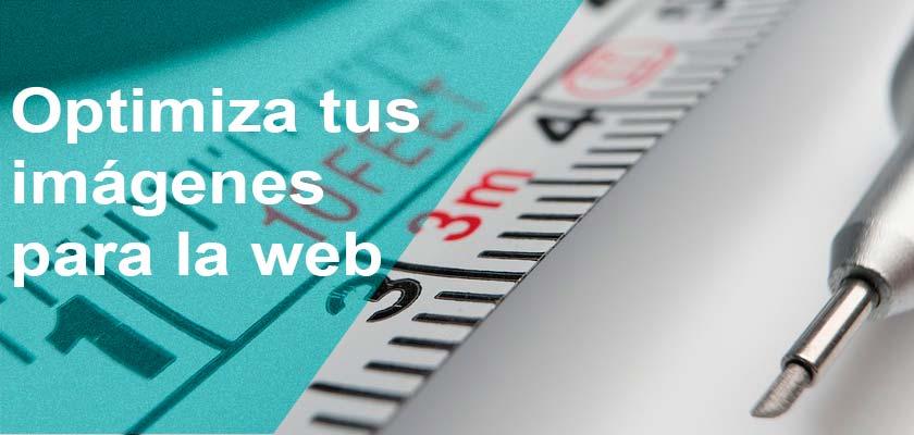 creación y optimización de imágenes para web, blog y tienda online