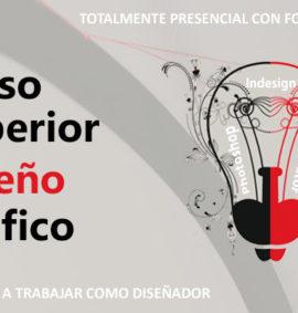 Curso Superior en Diseño Gráfico en Barcelona - CEDIFORMACIO
