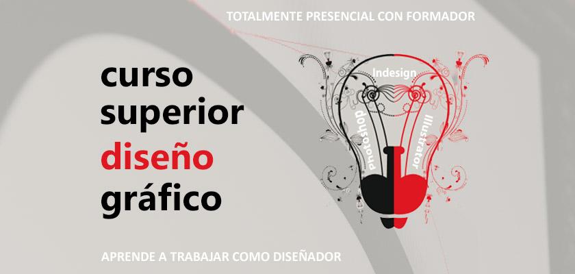 Curso superior en dise o gr fico en barcelona cediformacio for Diseno grafico escuelas