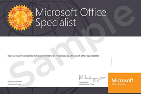 certificado mos ejemplo