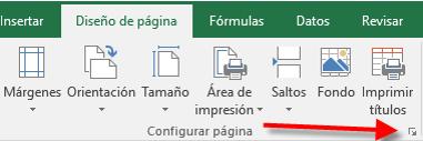 abrir cuadro configurar pagina