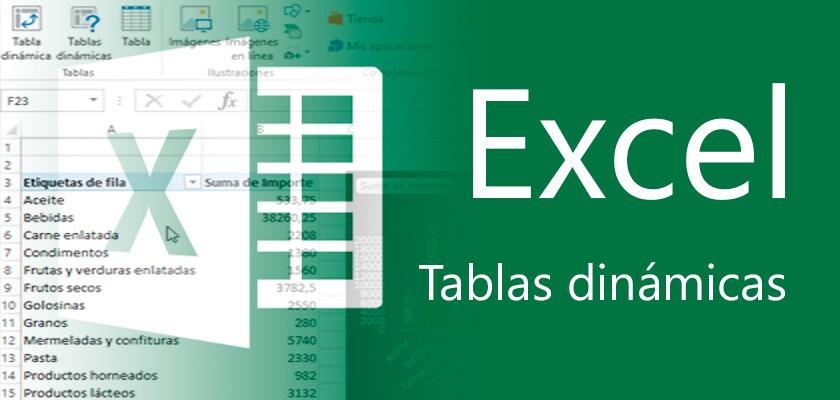 Curso de tablas dinámicas en Excel