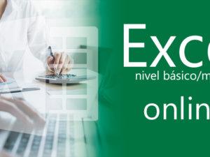 Curso Excel Básico/Medio Online