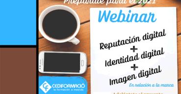 Webinar de reputación, identidad e imagen digital